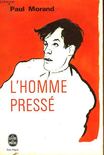 L'HOMME PRESSE