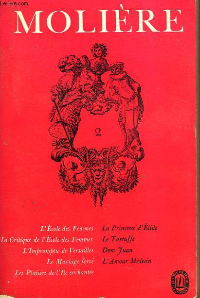 THEATRE COMPLET - TOME II