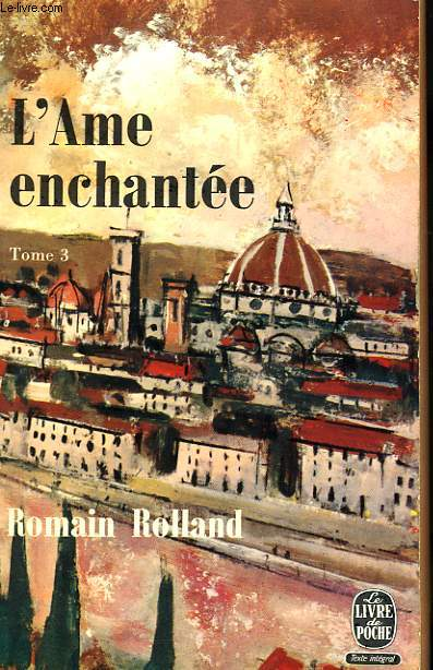 L'AME ENCHANTEE TOME III