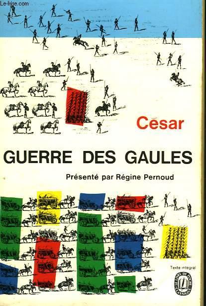 GUERRE DES GAULES