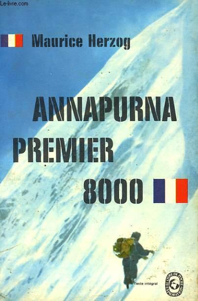 ANNAPURNA PREMIER 8000