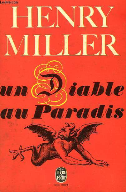 UN DIABLE AU PARADIS - A DEVIL IN PARADISE