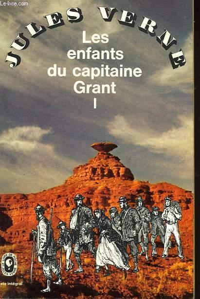 LES ENFANTS DU CAPITAINE GRANT TOME 1