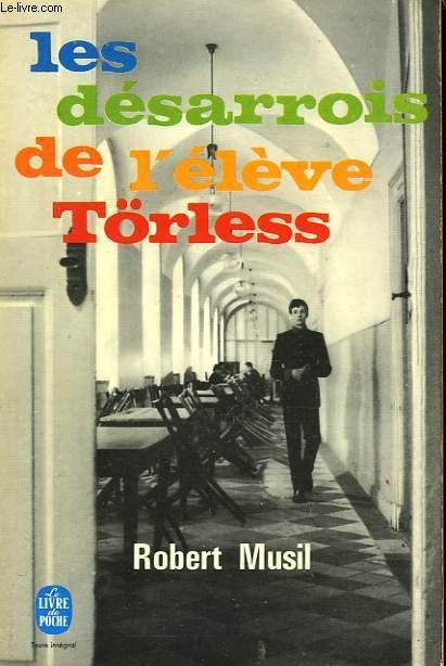 LES DESAROIS DE L'ELEVE TORLESS