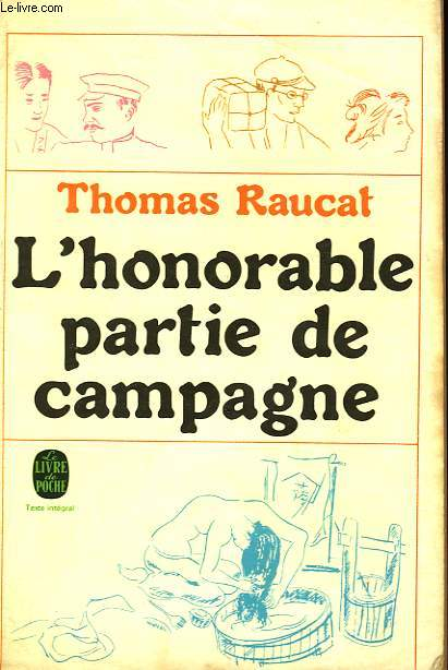 L'HONORABLE PARTIE DE CAMPAGNE