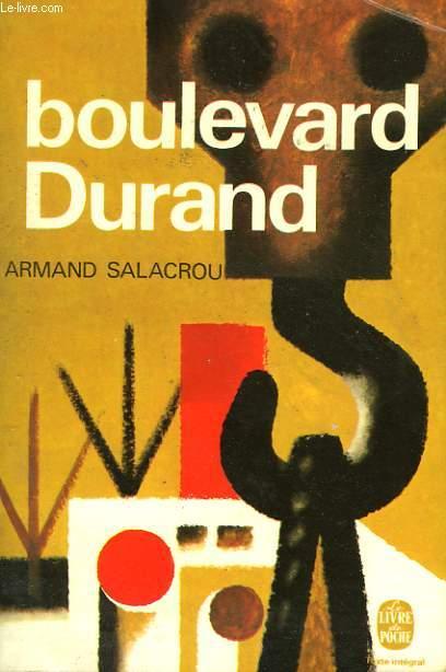 BOULEVARD DURAND