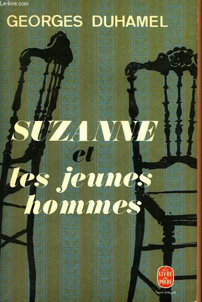SUZANNE ET LES JEUNES HOMMES