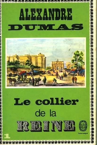 LE COLLIER DE LA REINE TOME 1 - MEMOIRES D'UN MEDECIN 2