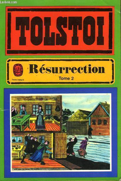 RESURRECTION TOME 2