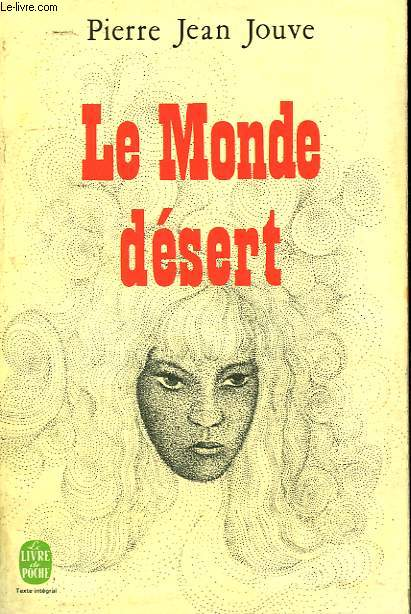 LE MONDE DESERT