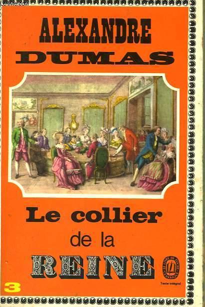 LE COLLIER DE LA REINE TOME 3 - MEMOIRES D'UN MEDECIN 2