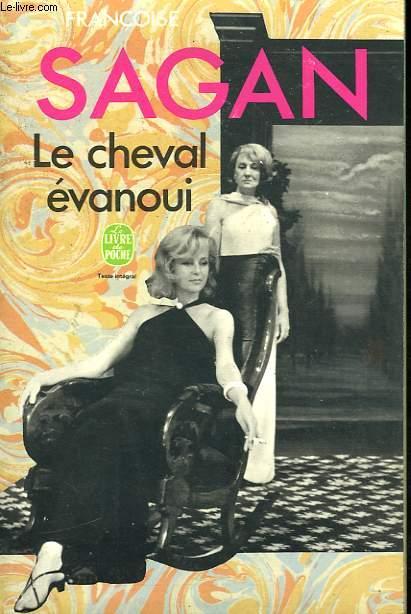 LE CHEVAL EVANOUI SUICVI DE L'ECHARDE - THEATRE