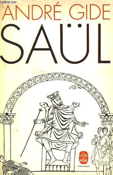 SAUL - DRAME EN CINQ ACTES 1896