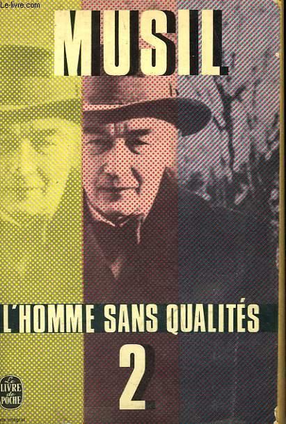 L'HOMME SANS QUALITES TOME 2