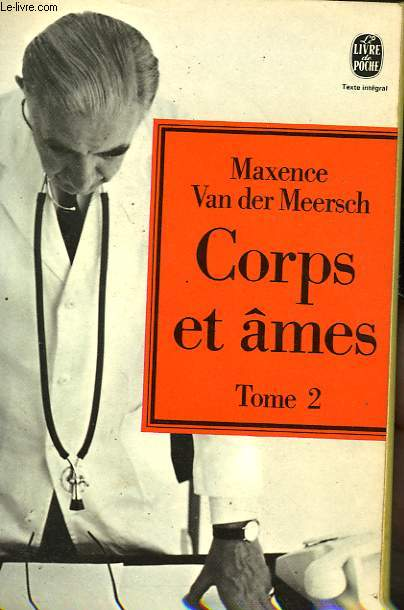 CORPS ET AMES TOME 2