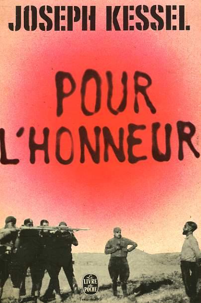 POUR L'HONNEUR