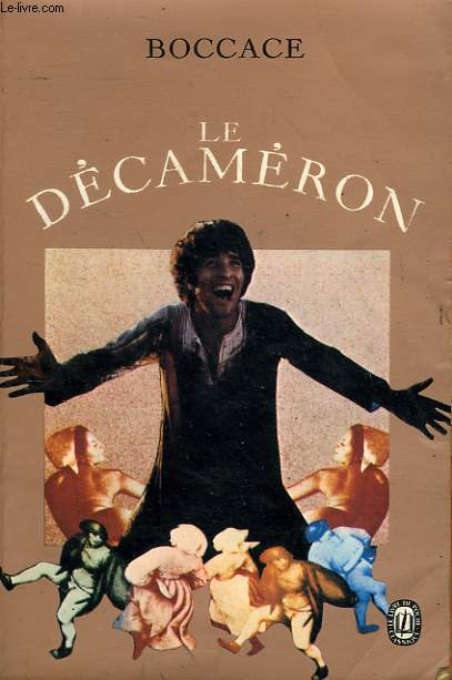 LE DECAMERON - CHOIX DE CONTES