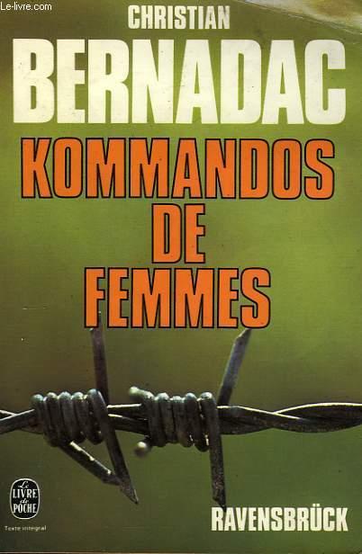 KOMMANDOS DE FEMMES - RAVENSBRUCK
