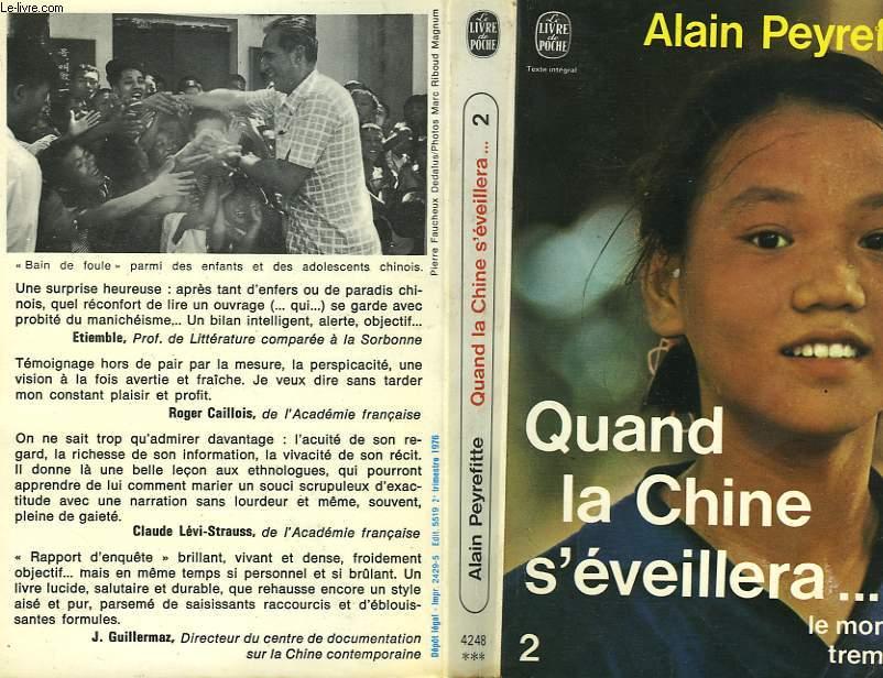 QUAND LA CHINE S'EVEILLERA... LE MONDE TREMBLERA TOME 2