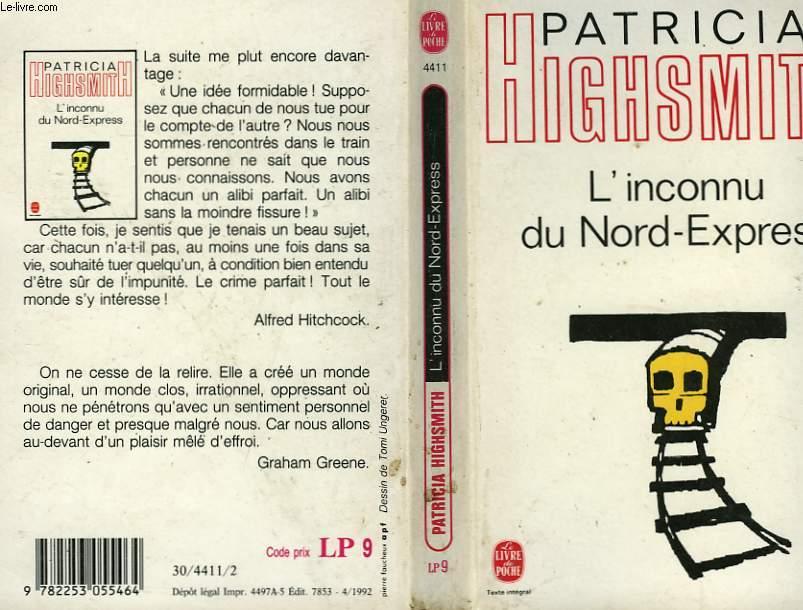 L'INCONNU DU NORD EXPRESS