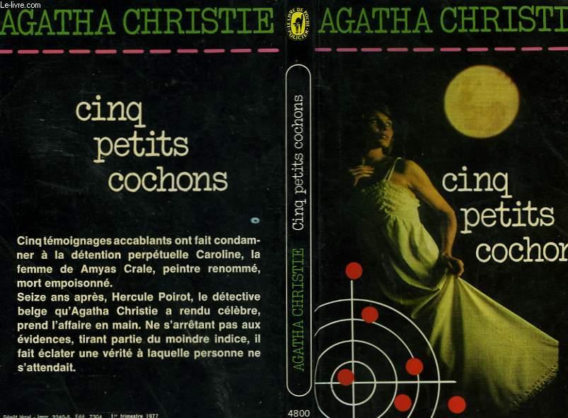 CINQ PETIT COCHONS