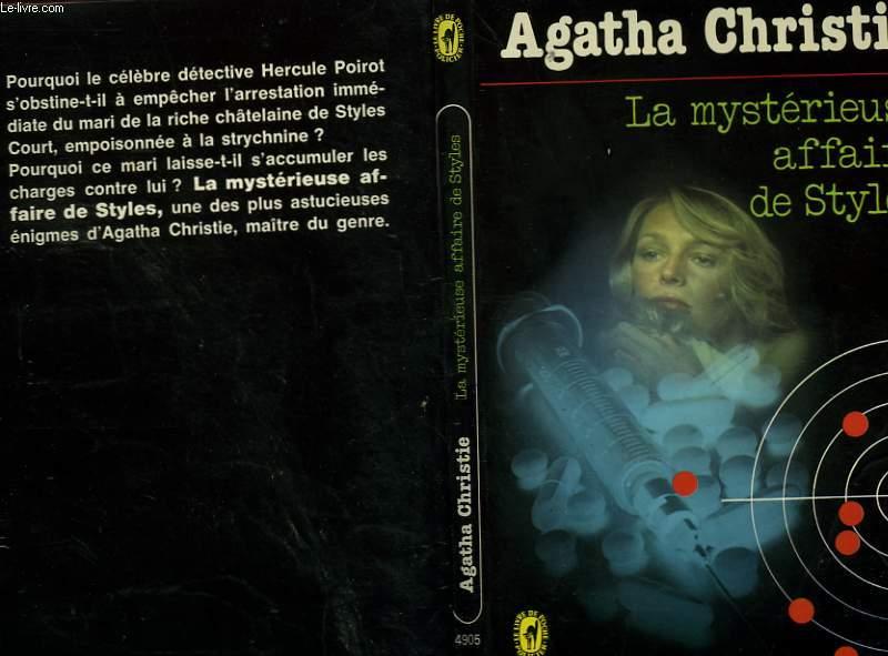 LA MYSTERIEUSE AFFAIRE DE STYLE