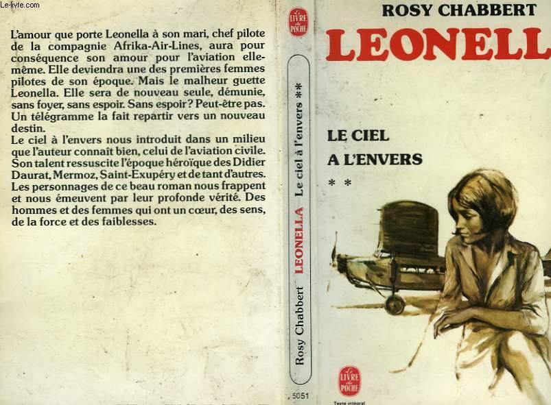 LEONELLA - LE CIEL A L'ENVERS TOME 2