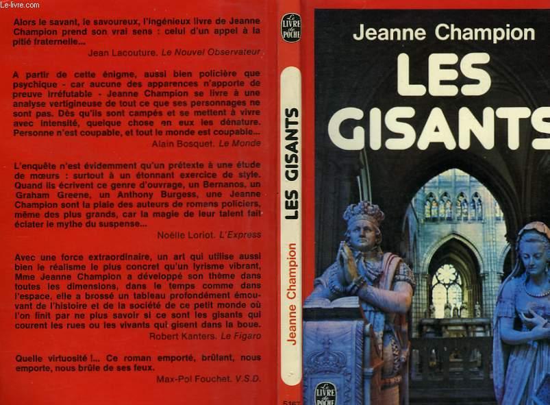 LES GISANTS