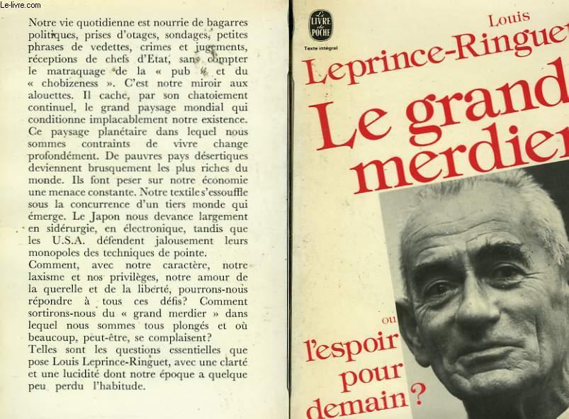 LE GRAND MERDIER