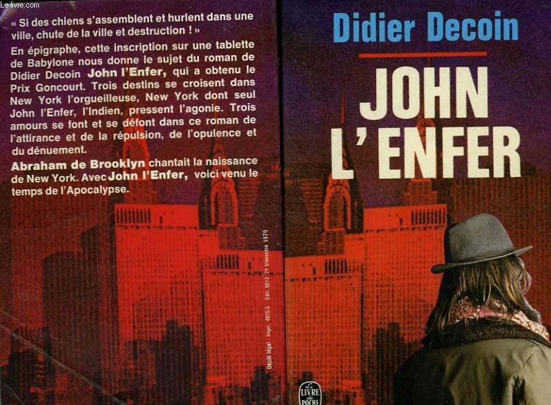 JOHN L'ENFER