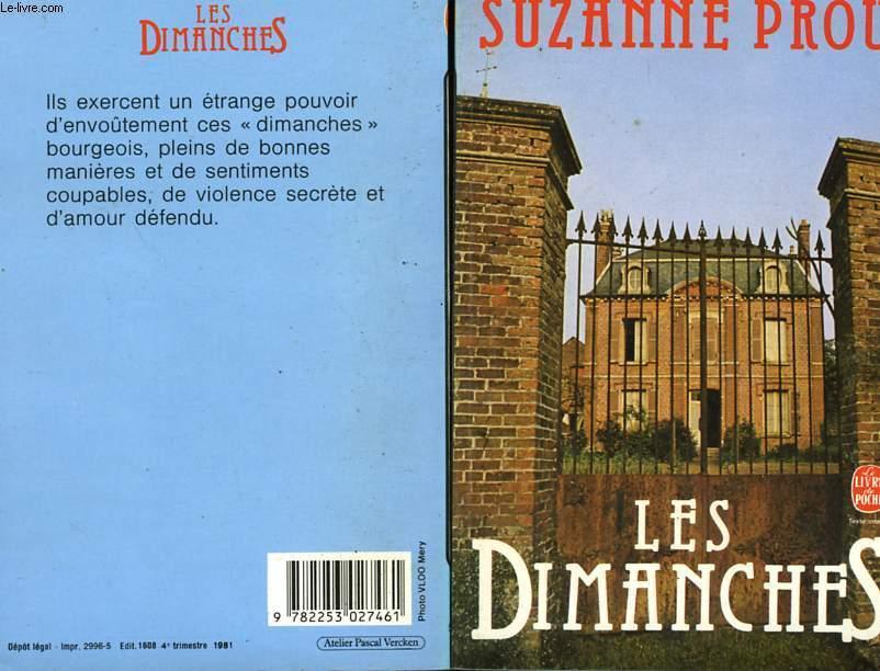 LES DIMANCHES