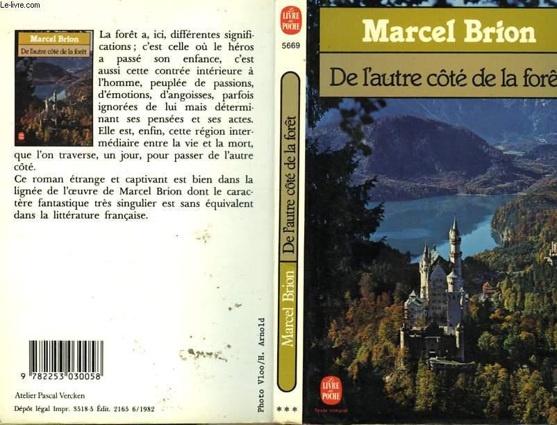 DE L'AUTRE COTE DE LA FORET