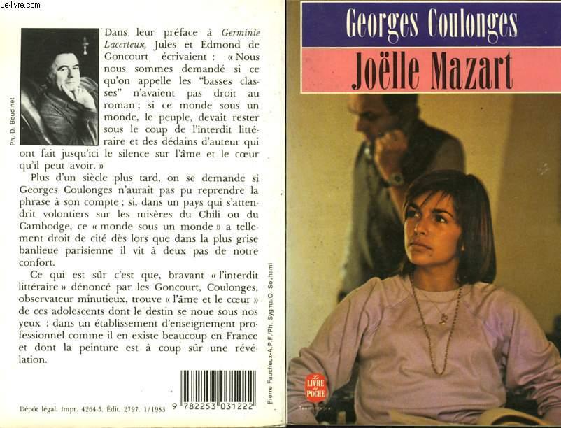 JOELLE MAZART