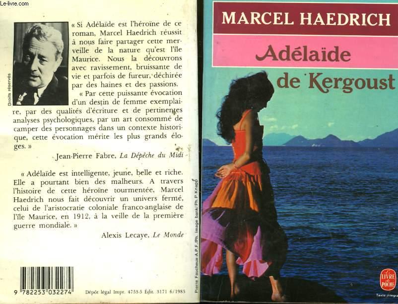 ADELAIDE DE KERGOUST