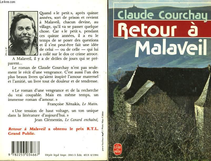RETOUR A MALAVEIL