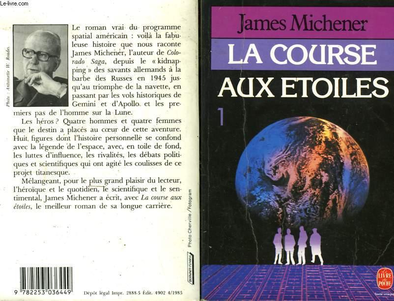 LA COURSE AUX ETOILES TOME 1