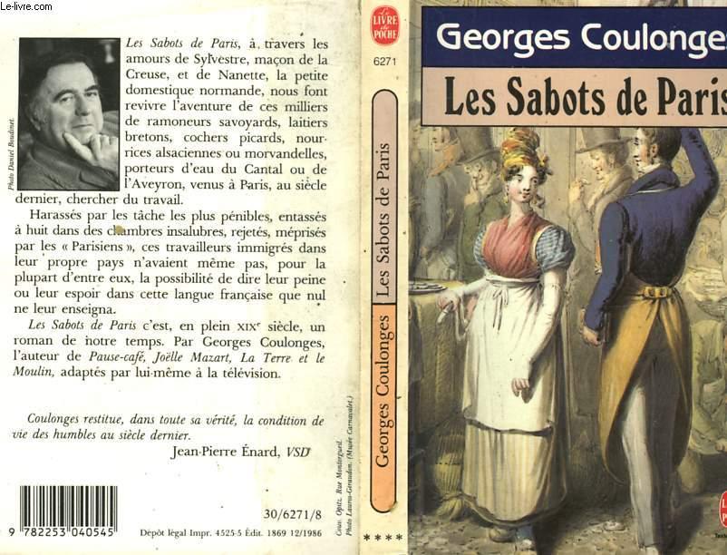 LES SABOTS DE PARIS