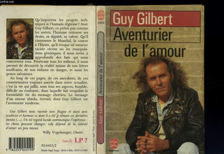 AVENTURIER DE L'AMOUR