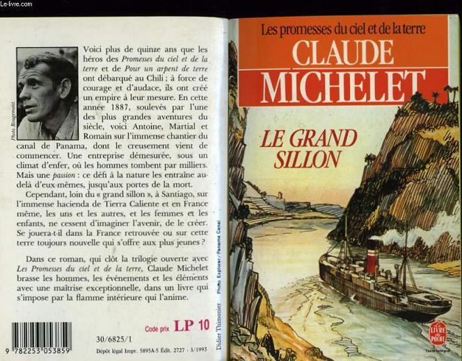 LES PROMESSES DU CIEL ET DE LA TERRE TOME 3 - LE GRAND SILLON