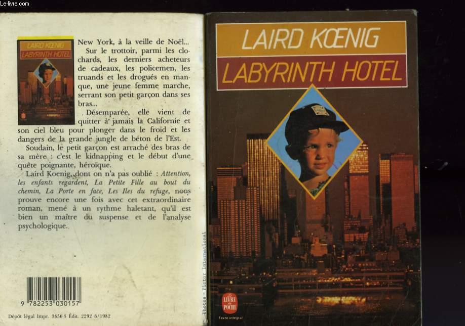 LABYRINTH HOTEL - ROCKABYE