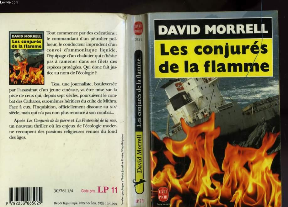 LES CONJURES DE LA FLAMME