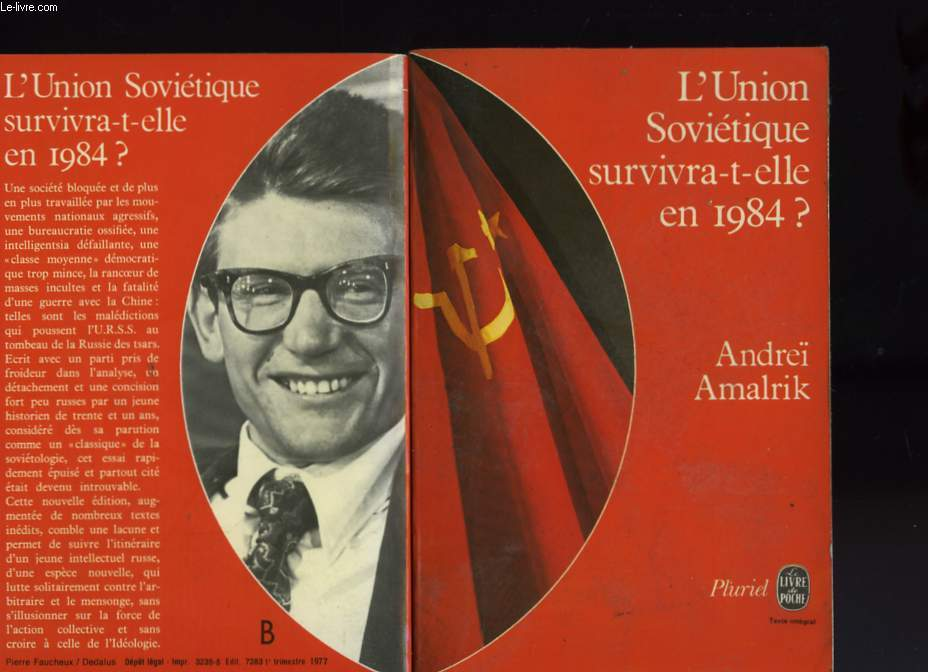 L'UNION SOVIETIQUE SURVIVRA-T-ELLE EN 1984 ?