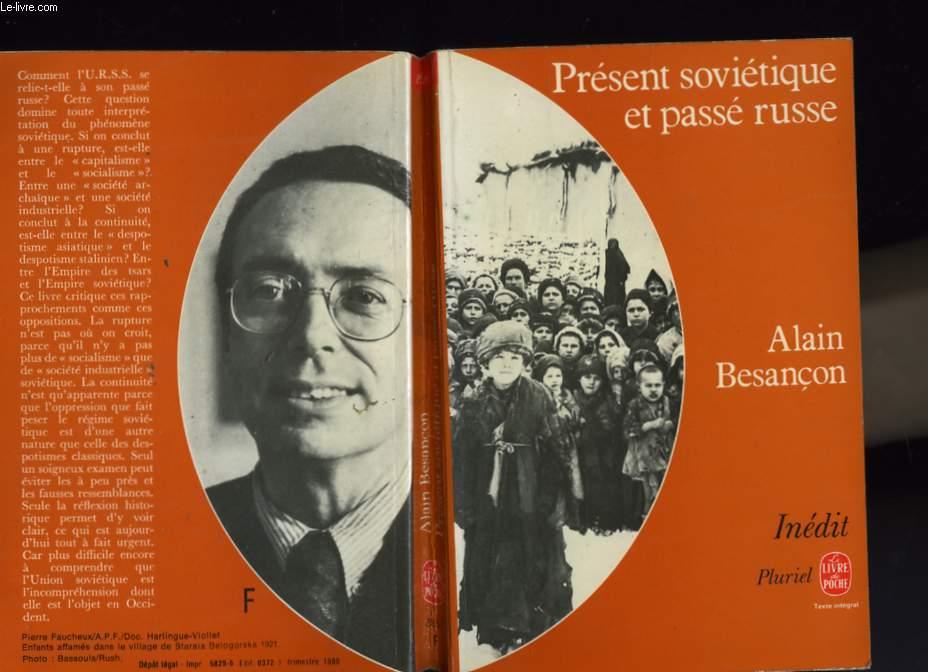 PRESENT SOVIETIQUE ET PASSE RUSSE