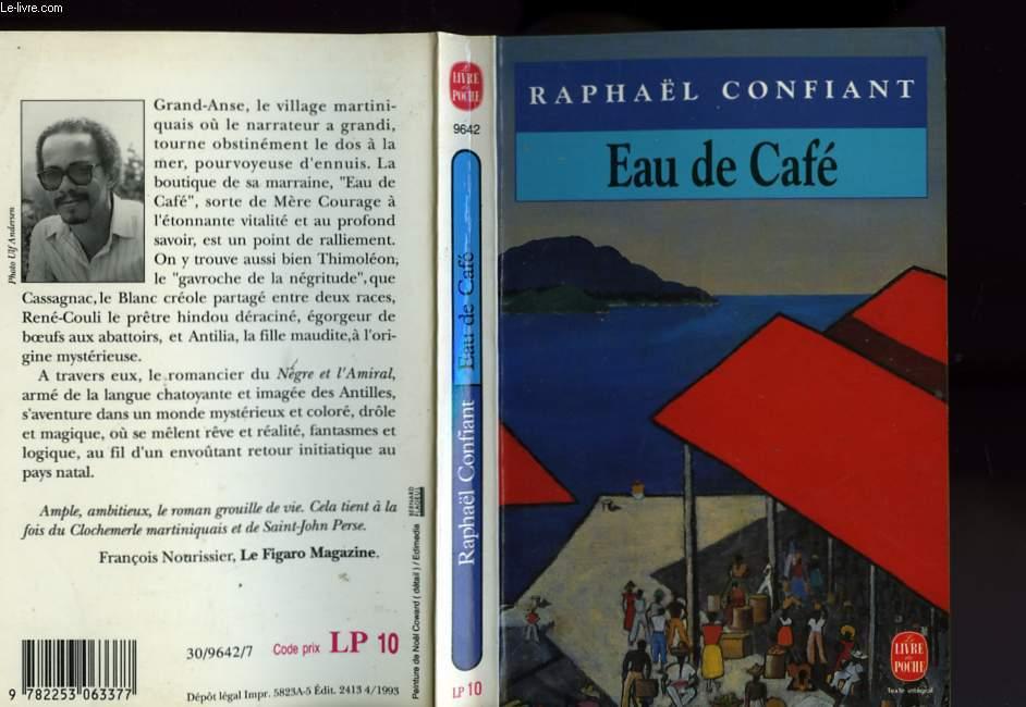 EAU DE CAFE