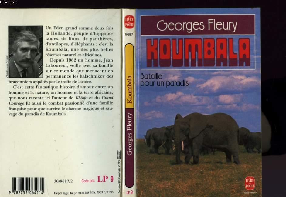 KOUMBALA - BATAILLE POUR UN PARADIS
