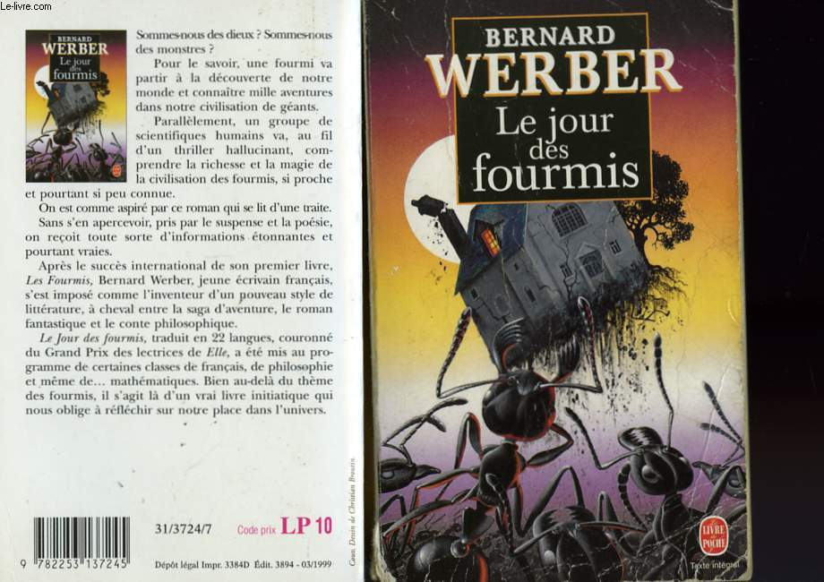 LE JOUR DES FOURMIS