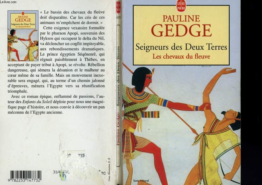 SEIGNEURS DES DEUX TERRES - LES CHEVAUX DU FLEUVE