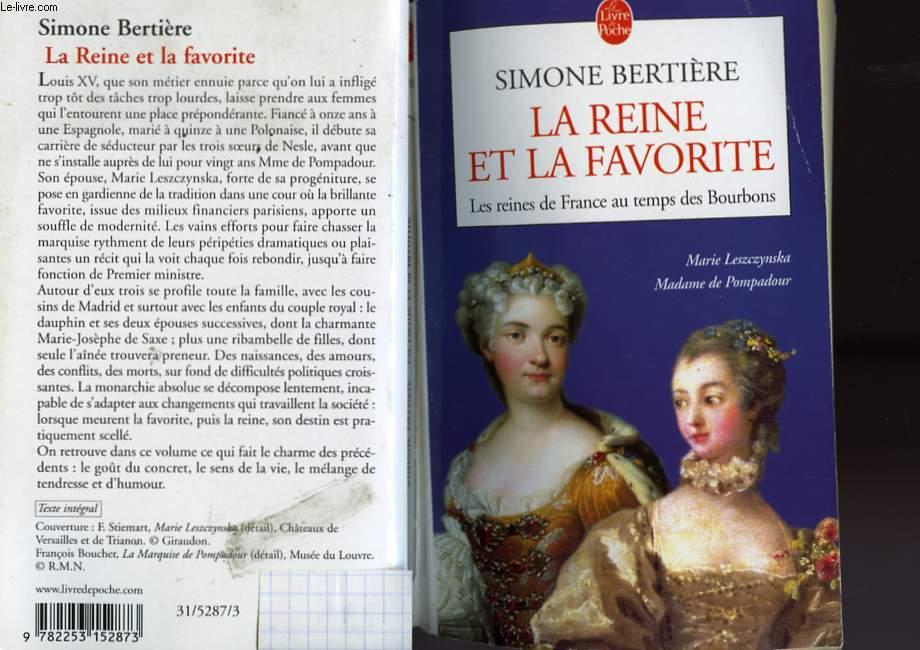simone bertière les reines de france