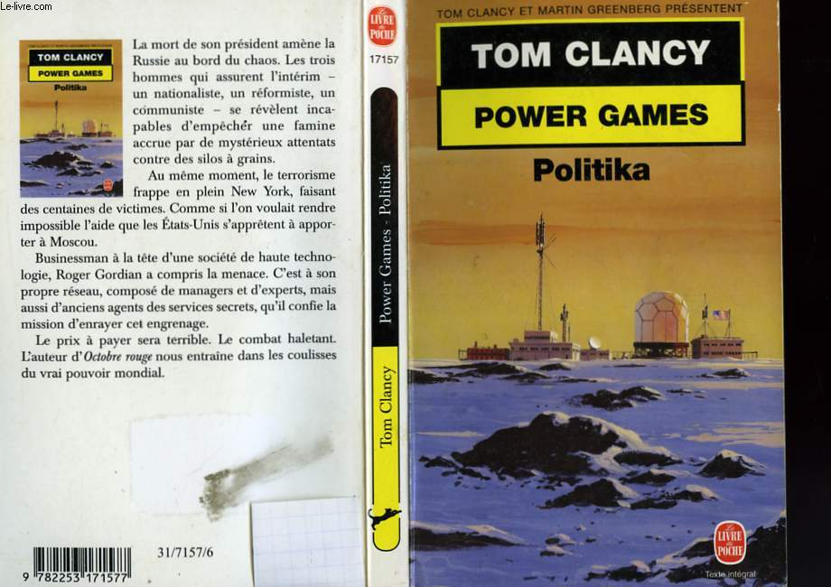 POWER GAME 1 - POLITIKA