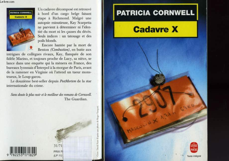 CADAVRE X